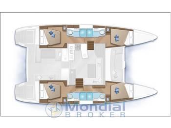 CNB LAGOON 450 FLYBRIDGE