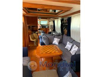 PORSIUS SHIPYARD MOTORSAILER