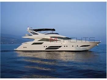 Dominator Yachts - DOMINATOR 780