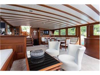 Gulet Motor sail 110 ft