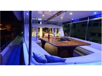 Caicco Motor sail 33 mt