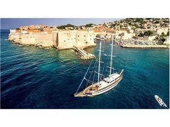 Caicco - Motor sail 33 mt