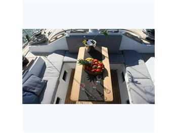 Chantier naval biot Ketch 85