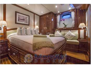 Holland Jachtbouw Customs 116